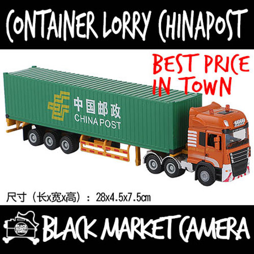 JB 1:50 Container Lorry Chinapost Diecast Model