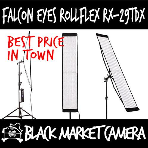 Falcon Eyes RX-29TDX Bi-Colour Roll-Flex LED Flexible Video Lighting