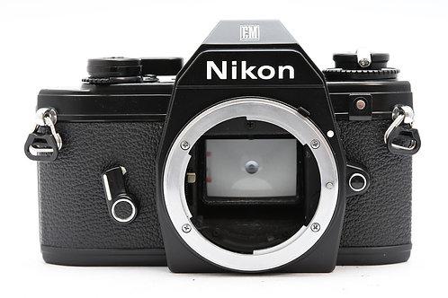 Nikon EM Film SLR (Black) (used)