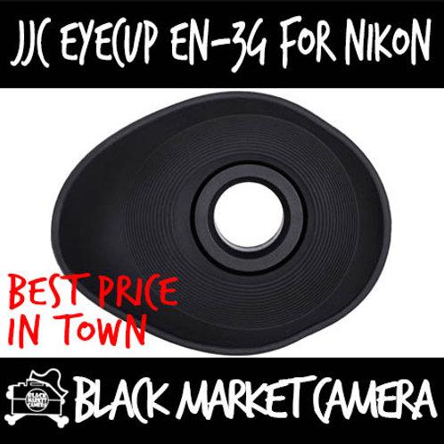JJC EN-3G Eye Cup for Nikon DK-20/DK-21/DK-23/DK-24/DK-25