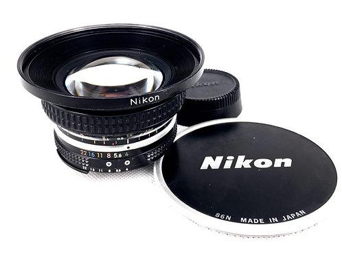 Nikon 18mm F4 Ai (used)