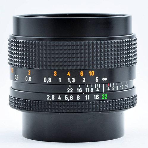Contax Carl Zeiss Distagon 35mm F2.8 T* MMJ CY (used)