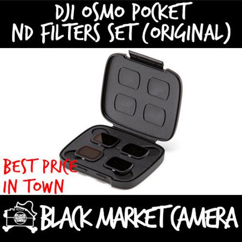DJI OSMO Pocket ND Filters Set (Original) [Filters]