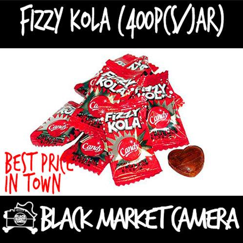 Fizzy Kola Candy (Bulk Quantity, 400pcs/Jar)