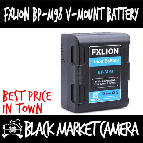 FXLION BP-M98 V-Mount Battery
