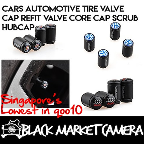 Anti-Theft Tyre Valve Caps