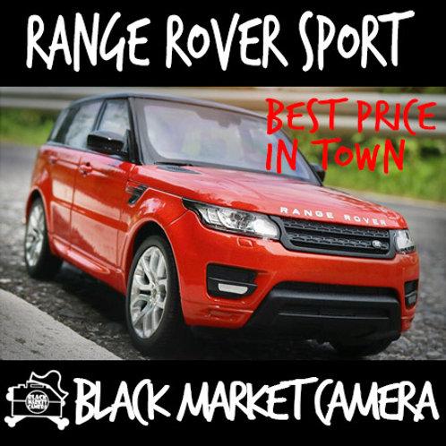 Welly 1:24 Range Rover Sport Car Model