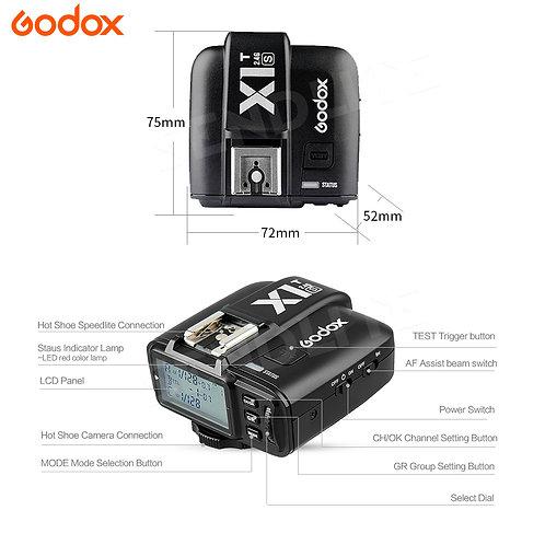 Godox Receiver X1TS