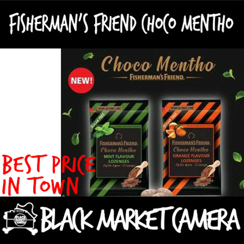 Fisherman friend (24 Packets in a Box)[Cherry / Lemon / Original Mint[Candy]