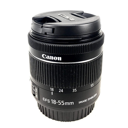 Canon EFS 18-55mm F4-5.6 STM (used)