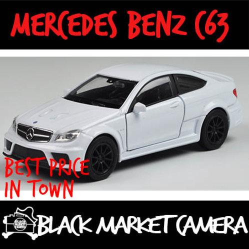 Welly 1:36 Mercedes Benz C-Class C63 AMG 2014 Car Model