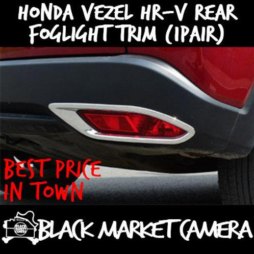 Honda Vezel Rear Foglight Trim