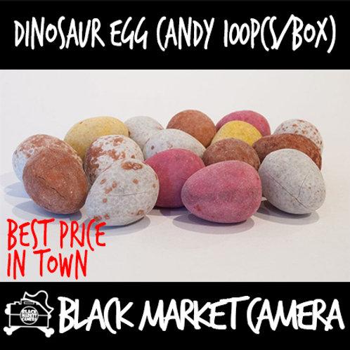 Dinosaur Egg Candy (Bulk Quantity, 100pcs/Box)