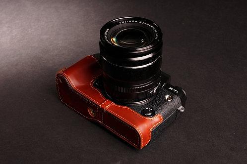 Leather Half Case - Fujifilm X-T1 / X-T10