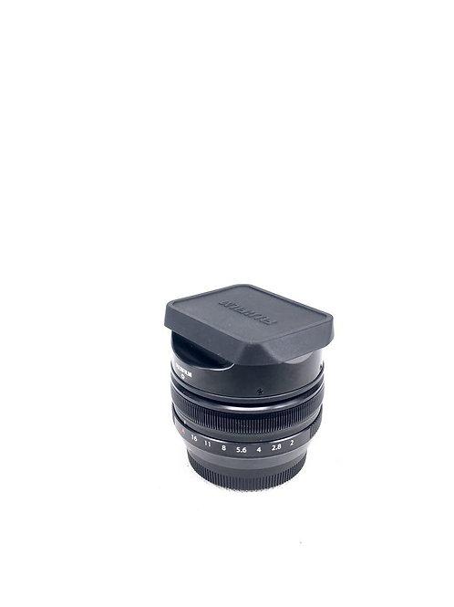 Fujinon XF 18mm f2 Super EBC