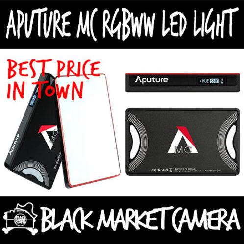 Aputure MC RGBWW Portable LED Light with Internal Battery