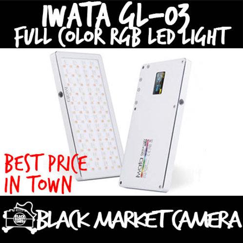 Iwata GL-03 Full Color RGB Led Light