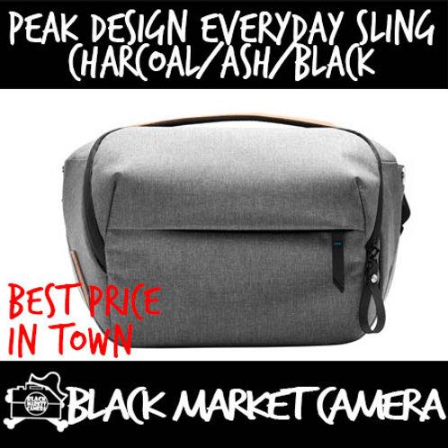Peak Design Everyday Sling 5L/10L (Ash/Charcoal/Black/Sage)