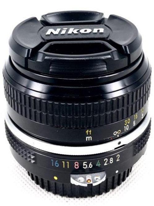 *SOLD* Nikon 50mm F2 Ai Modified (used)