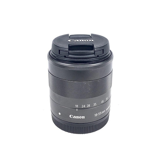 Canon EF-M 18-55mm F3.5-5.6 IS STM (for EOS M only)