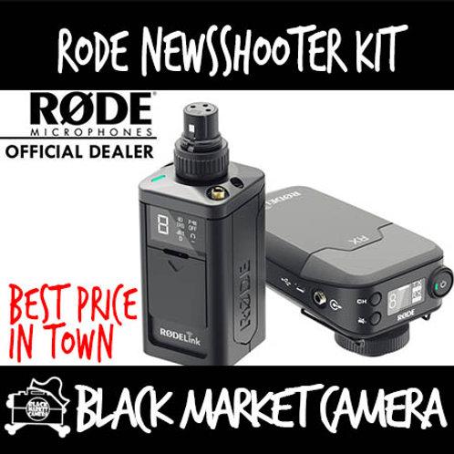 Rode NewsShooter Kit