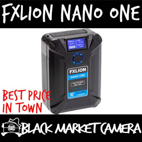 FXLION Nano One V-Mount Battery