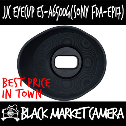 JJC ES-A6500G Eye Cup for Sony FDA-EP17