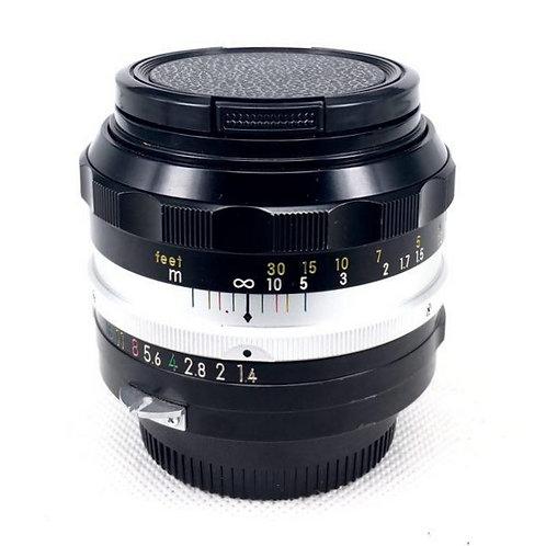 Nikon 50mm F1.4 Pre Ai Auto SC (used)