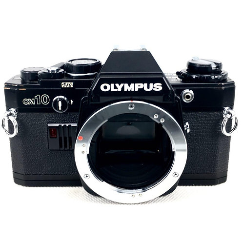 Olympus OM-10 Quartz Film SLR Black (used)