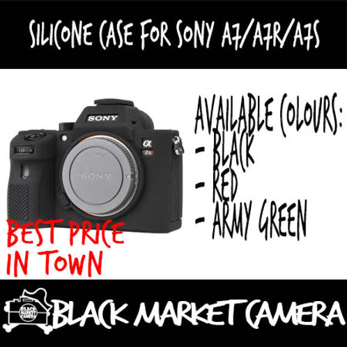 Silicone case for Sony A7/A7R/A7S