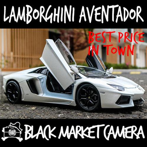 Welly 1:24 Lamborghini Aventador LP700-4 Car Model