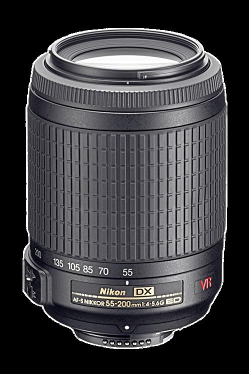 Nikon AFS DX VR 55-200mm F4-5.6