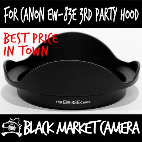 For Canon EW-83E 3rd Party Lens Hood