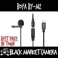 Boya BY-M2 Clip On Microphone