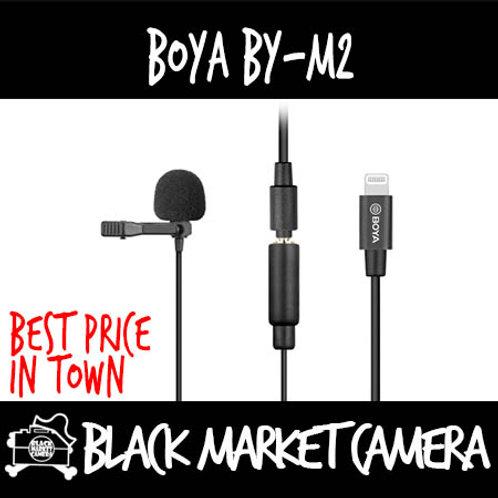 Boya BY-M2 Clip On Microphone