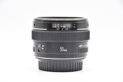 Canon EF 50mm F1.4 USM (used)