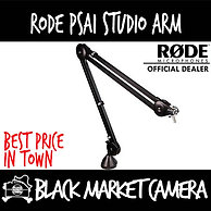 Rode PSA1 Studio Boom Arm for Microphone