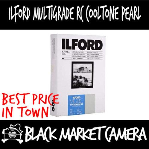 """Ilford Multigrade RC Cooltone Pearl (8"""" x 10"""") 25 pcs"""