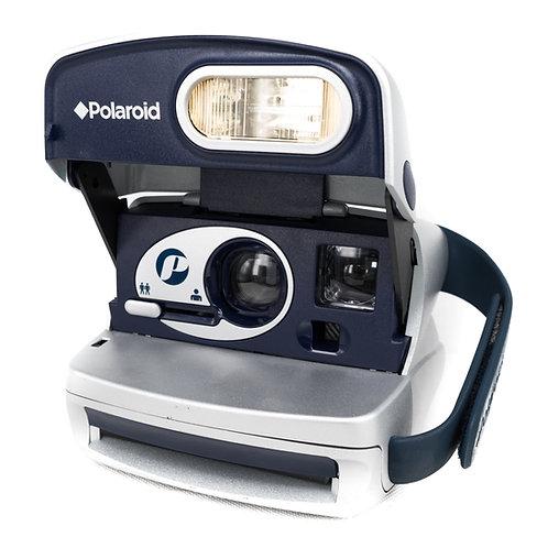 Polaroid P Camera Blue