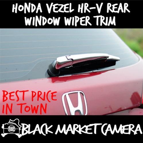 Honda Vezel Rear Window Wiper Trim | Chrome colour