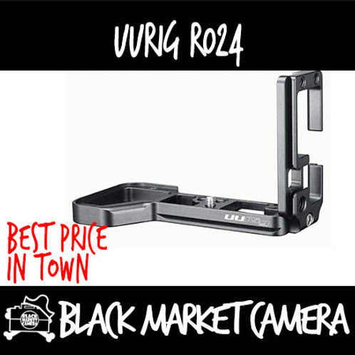 UURig R024 Quick Release L plate