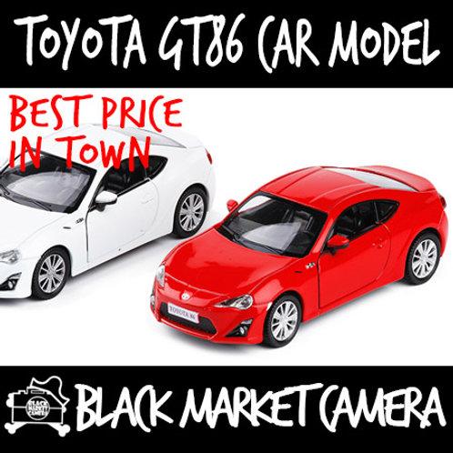 JackieKim 1:36 Toyota GT86 Diecast Car Model