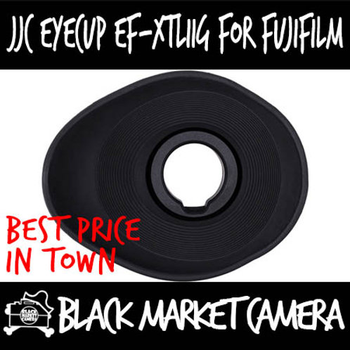 JJC EF-XTLIIG Eye Cup for Fujifilm EC-XT L/EC-GFX/EC-XT M/EC-XT S/EC-XH W