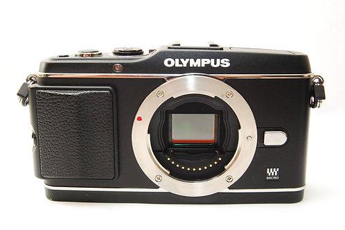 Olympus E-P3 MFT (12MP) Digital Body Black (used)