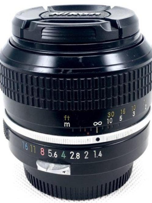 Nikon 50mm F1.4 Pre Ai (used)