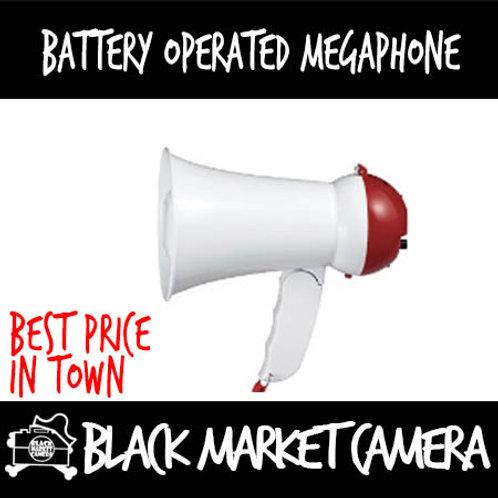 Megaphone Loud Hailer