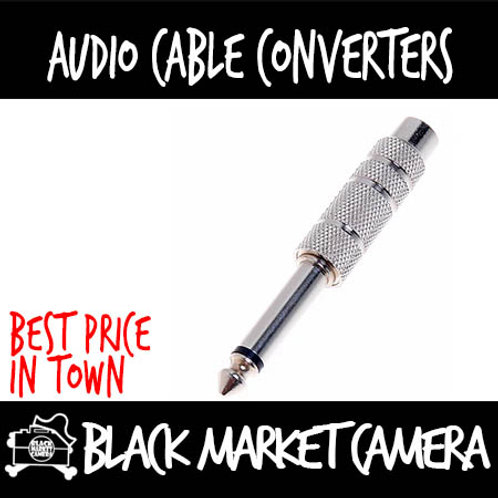 Audio Cable Converters