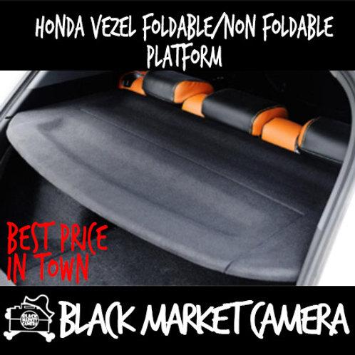 Honda Vezel foldable/non foldable platform