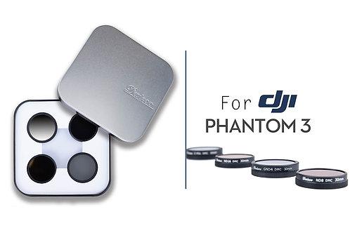 Daisee Filter Set for Phantom 3 / 4 New