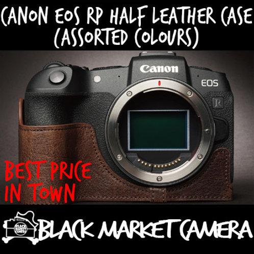 TP Original Canon EOS RP Half Leather Case